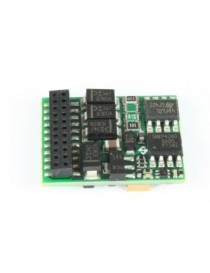 DECODIFICADOR DCC 21 PIN HO, ZIMO MX634D