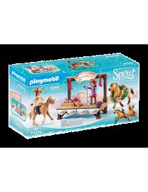 PLAYMOBIL® 70396 CONCIERTO DE NAVIDAD