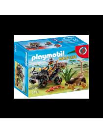 PLAYMOBIL® 6939 EXPLORADOR CON QUARD
