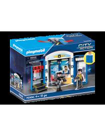 PLAYMOBIL® 70306 COFRE POLICIA