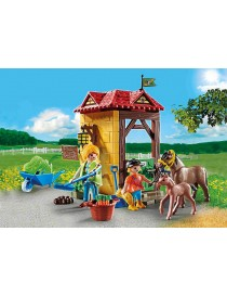 PLAYMOBIL® 70501 STARTER PACK GRANJA DE CABALLOS