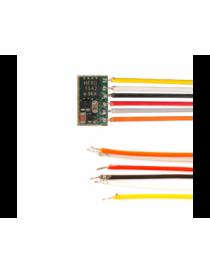 DECODIFICADOR D&H  PD05A-3 NEM 651 - 6 PINES CON CABLES, DOEHLER HAASS PD05A-3