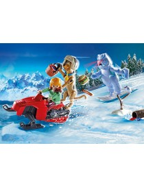 PLAYMOBIL® 70706 SCOOBY-DOO AVENTURA CON SNOW GHOST