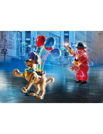PLAYMOBIL® 70710 SCOOBY-DOO AVENTURA CON GHOST CLOWN