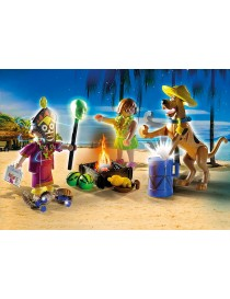 PLAYMOBIL® 70707 SCOOBY-DOO AVENTURA CON WITCH DOCTOR