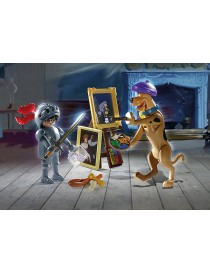 PLAYMOBIL® 70709 SCOOBY-DOO AVENTURA CON BLACK KNIGHT
