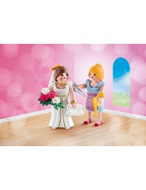 PLAYMOBIL® 70275 PRINCESA Y MODISTA