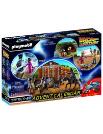 PLAYMOBIL® 70576 CALENDARIO DE ADVIENTO REGRESO AL FUTURO III - RESERVAR -