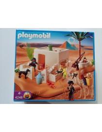 PLAYMOBIL 4246 TUMBA EGIPCIA CON TESORO (SEGUNDA MANO)