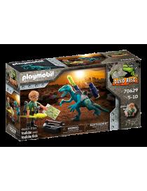 PLAYMOBIL® 70629 TIO ROB: ARMAMENTO PARA LA BATALLA