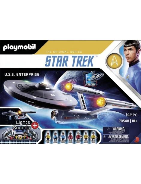 PLAYMOBIL® 70548 NAVE USS ENTERPRISE NCC-1701 STAR TREK - RESERVA -