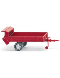 REMOLQUE TRACTOR, WIKING 088702
