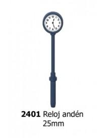 RELOJ ANDÉN , ANESTE 2401