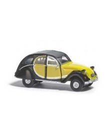 CITROEN 2 CV  CHARLESTON AMARILLO/NEGRO, OXFORD NCT002
