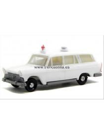 SEAT 1400-C AMBULANCIA, TOYEKO 2041
