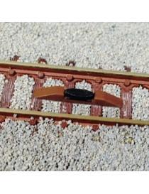 SET 6 BALIZA ASFA - RENFE, MFTRAIN N83019