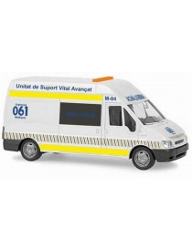 FORD TRANSIT AMBULANCIA 061,  RIETZE 51063