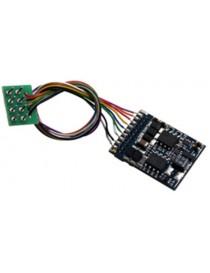 DECODER LOKPILOT V4.0 DCC 8 PINS, ESU 54611
