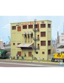 EDIFICIO CENTENNIAL MILLS BACKGROUND, WALTHERS 933-3160