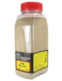 BALASTO FINO GRIS, WOODLAND SCENICS B1373
