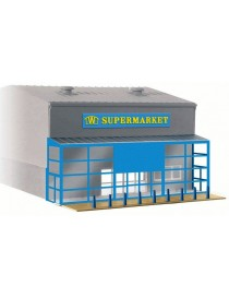 KIT FACHADA DE SUPERMERCADO, WILLS-KIT SSM310