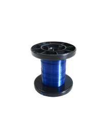 ROLLO 100 M. CABLE AZUL DE 0,15 MM, TRENCASTILLA TC 050204
