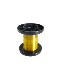 ROLLO 100 M. CABLE AMARILLO DE 0,15 MM, TRENCASTILLA TC 050206