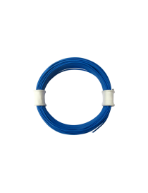 ROLLO 10 M. CABLE AZUL DE 0,04 MM, TRENCASTILLA TC 05070204