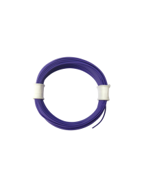 ROLLO 10 M. CABLE PURPURA DE 0,04 MM, TRENCASTILLA TC 05070210