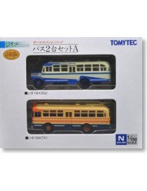 SET 2 AUTOBUSES, TOMYTEC 228240