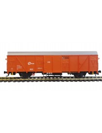 VAGON AUXILIAR RENFE 9513013-0, MABAR 81816