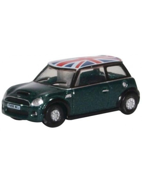 MINI BRITISH RACING, OXFORD NNMN005