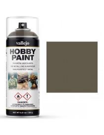 SPRAY HOBBY PAINT VERDE OLIVA 400 ML, VALLEJO 28.005