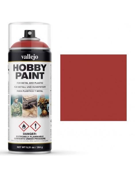 SPRAY HOBBY PAINT ESCARLATA 400 ML, VALLEJO 28.016