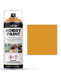 SPRAY HOBBY PAINT AMARILLO SOL 400 ML, VALLEJO 28.018