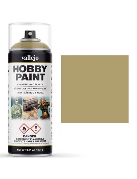 SPRAY HOBBY CARNE MUERTA 400 ML, VALLEJO 28.022