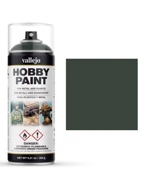 SPRAY HOBBY VERDE OSCURO 400 ML, VALLEJO 28.026