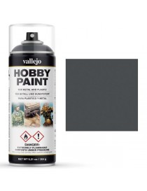 SPRAY HOBBY GRIS OSCURO  400 ML, VALLEJO 28.002