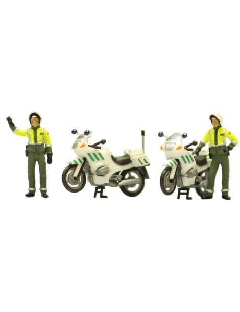 GUARDIA CIVIL, CONTROL ACTIVO, ANESTE 4250