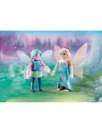 PLAYMOBIL® 9447 DUO PACK HADAS DEL INVIERNO