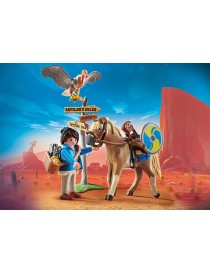 PLAYMOBIL® 70072 THE MOVIE MARÍA CON CABALLO