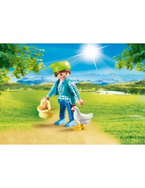 PLAYMOBIL® 70030 PLAYMO FRIENDS GRANJERA