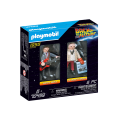 PLAYMOBIL® 70459 MARTY AND DOC BROWN 1955