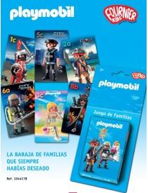 PLAYMOBIL® BARAJA DE CARTAS – JUEGO DE FAMILIAS 1044178