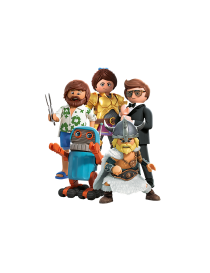 PLAYMOBIL® 70069 SERIE 1 COMPLETA THE MOVIE SERIE