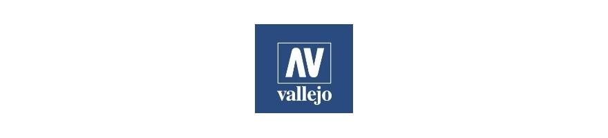 - Cintas de enmascarar Vallejo