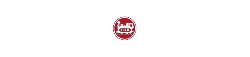 - Vías y Accesorios G (LGB)