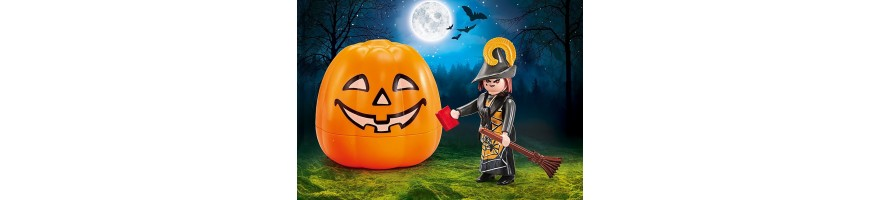 - Halloween