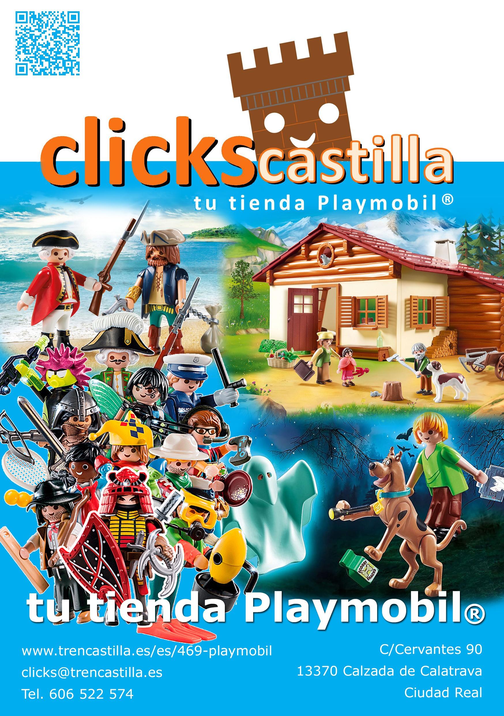 ClicksCastilla tu tienda Playmobil