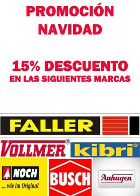 Oferta Navidad  -15%